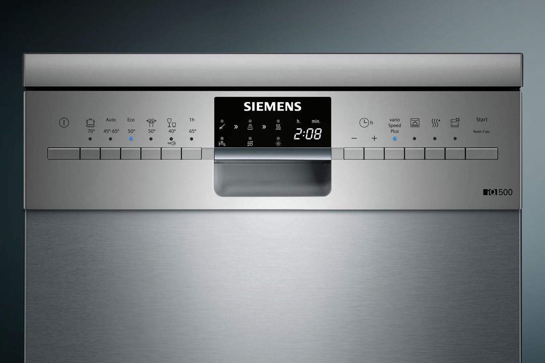 Siemens Iq500 Freestanding Dishwasher 10 Place Sr256i00te