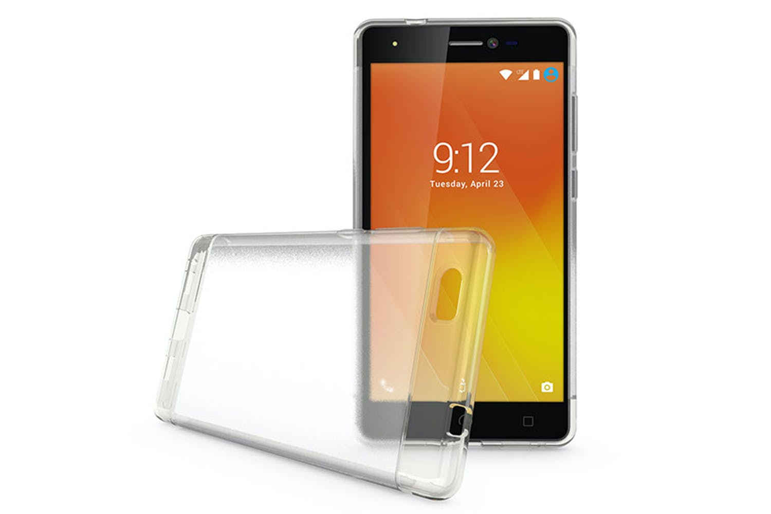 NUU Mobile M3 Lite Case | Clear