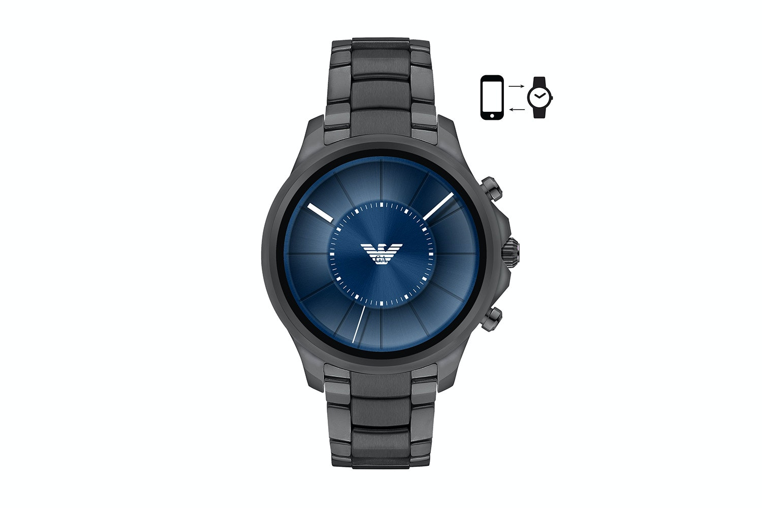 Emporio Armani Men's Touchscreen Smartwatch ART5005