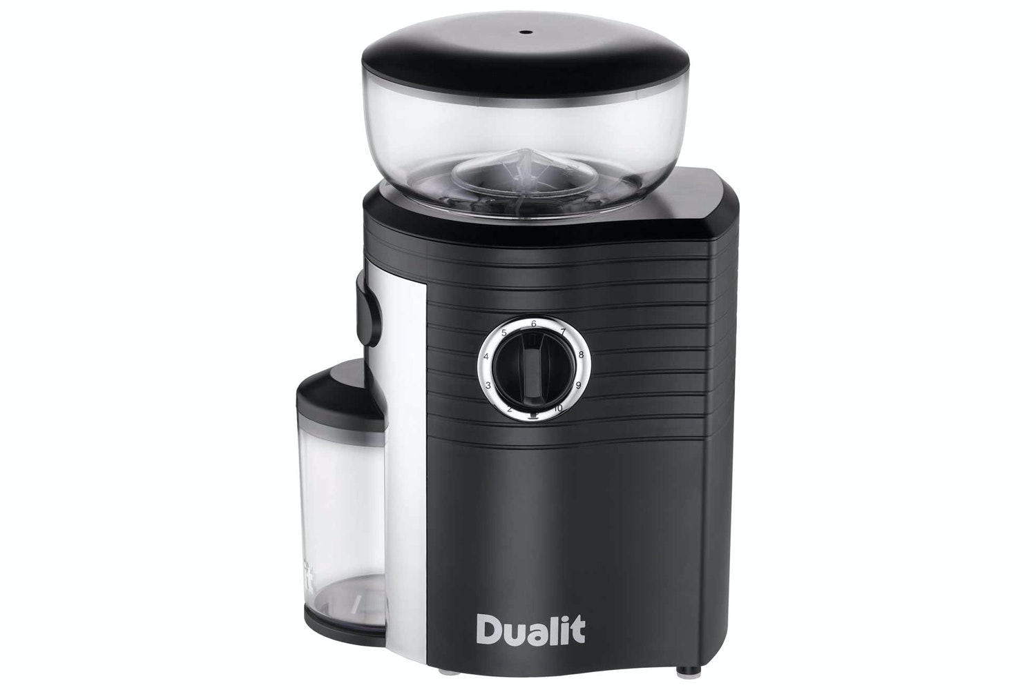 Dualit Burr Coffee Grinder | Black
