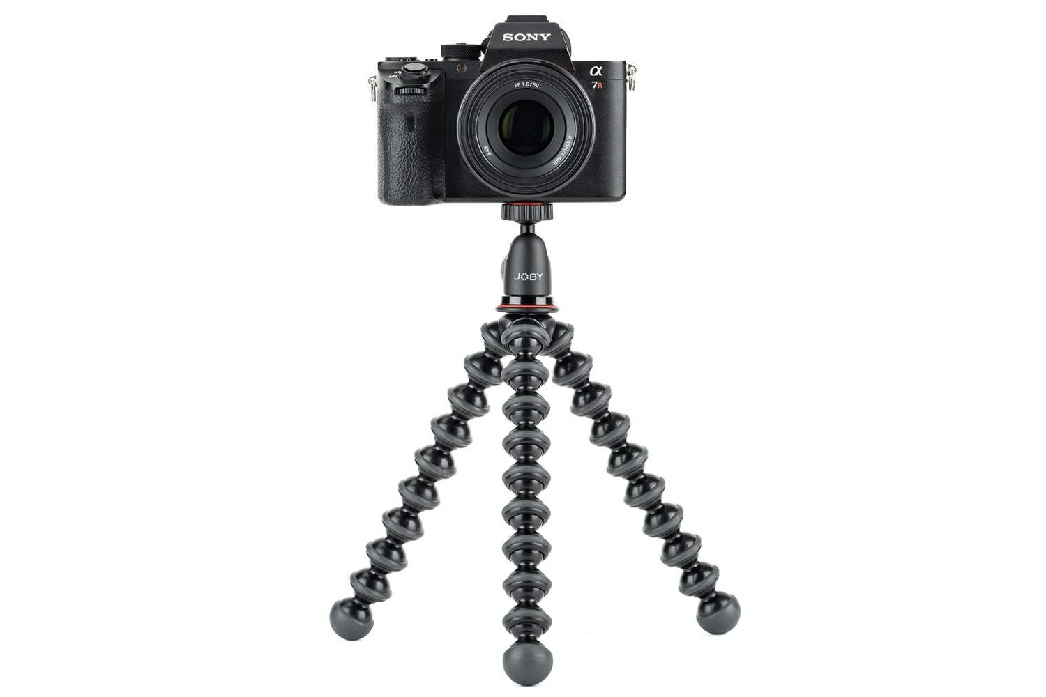 Joby GorillaPod 1K Flexible Mini Tripod | Black