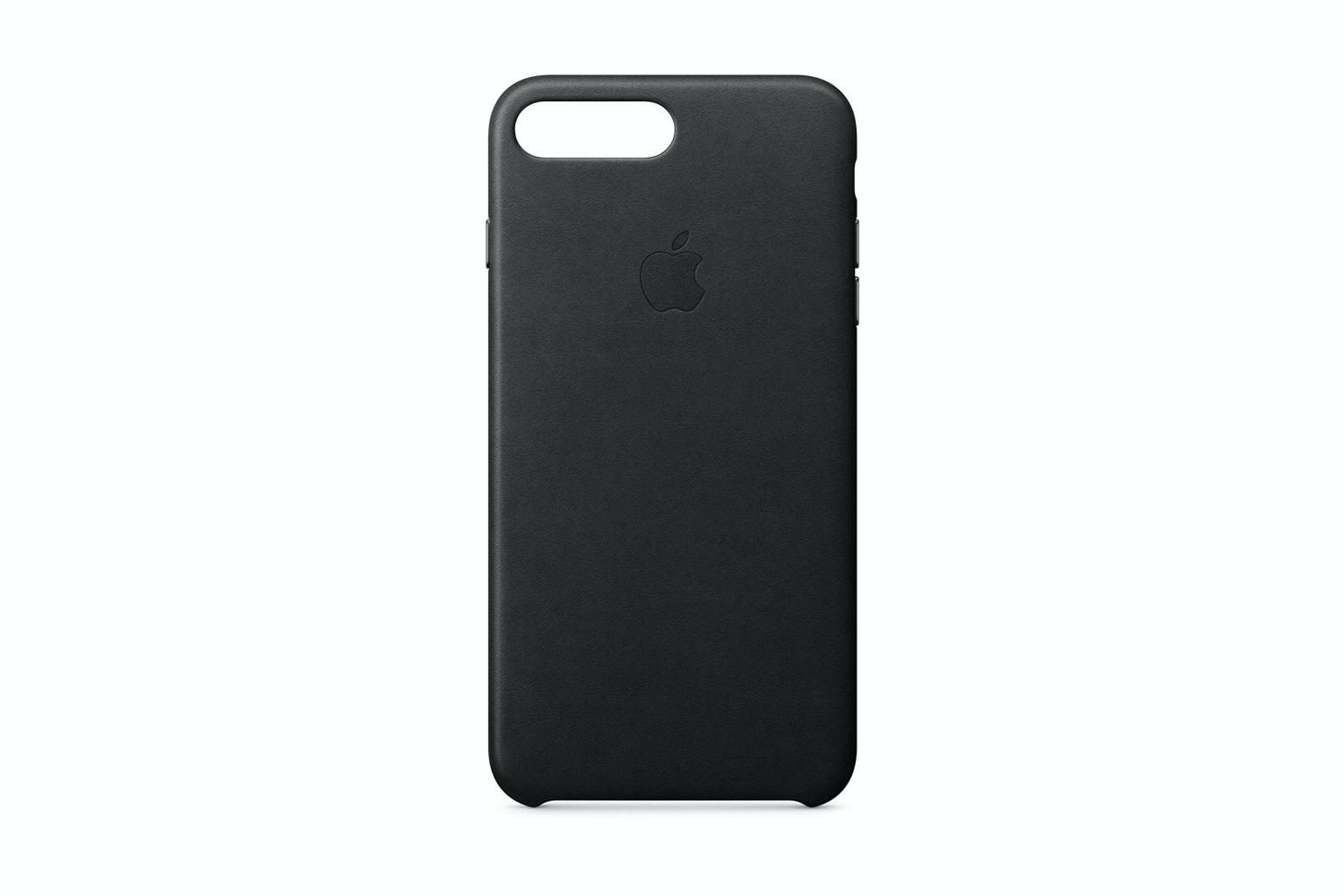 iPhone 8 & 7 Plus Leather Case | Black