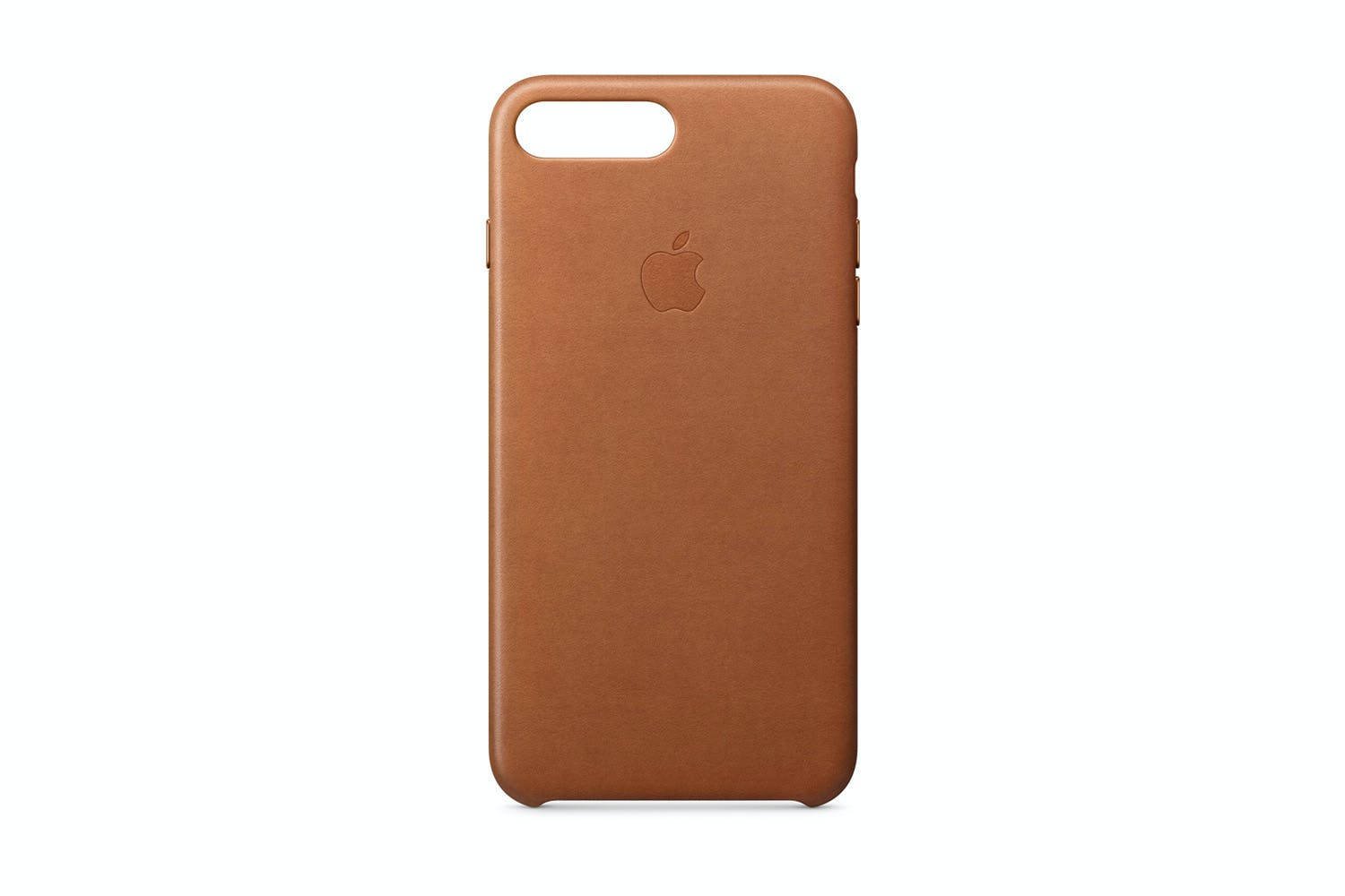 brand new 6a162 f8477 iPhone 8/7 Plus Leather Case | Saddle Brown