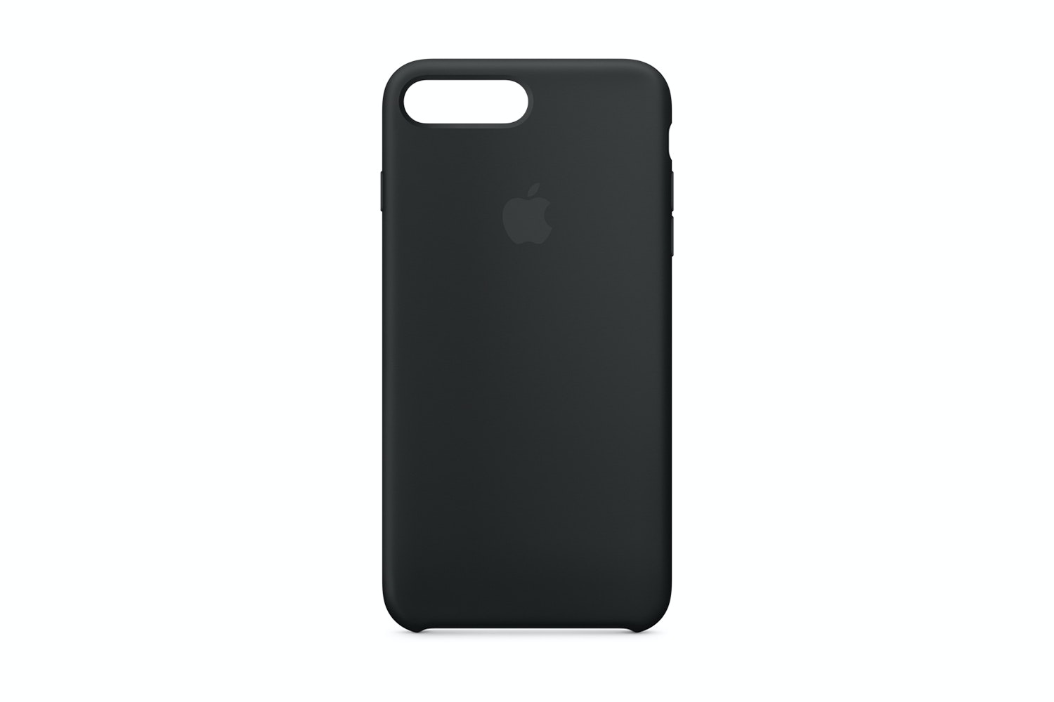 iPhone 8 & 7 Plus Silicone Case | Black