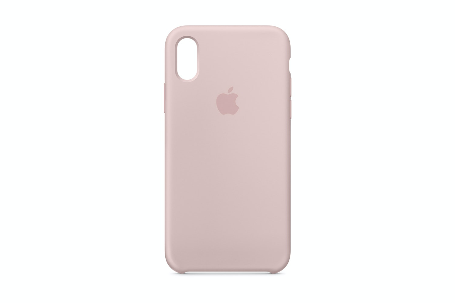 iPhone X Silicone Case | Pink