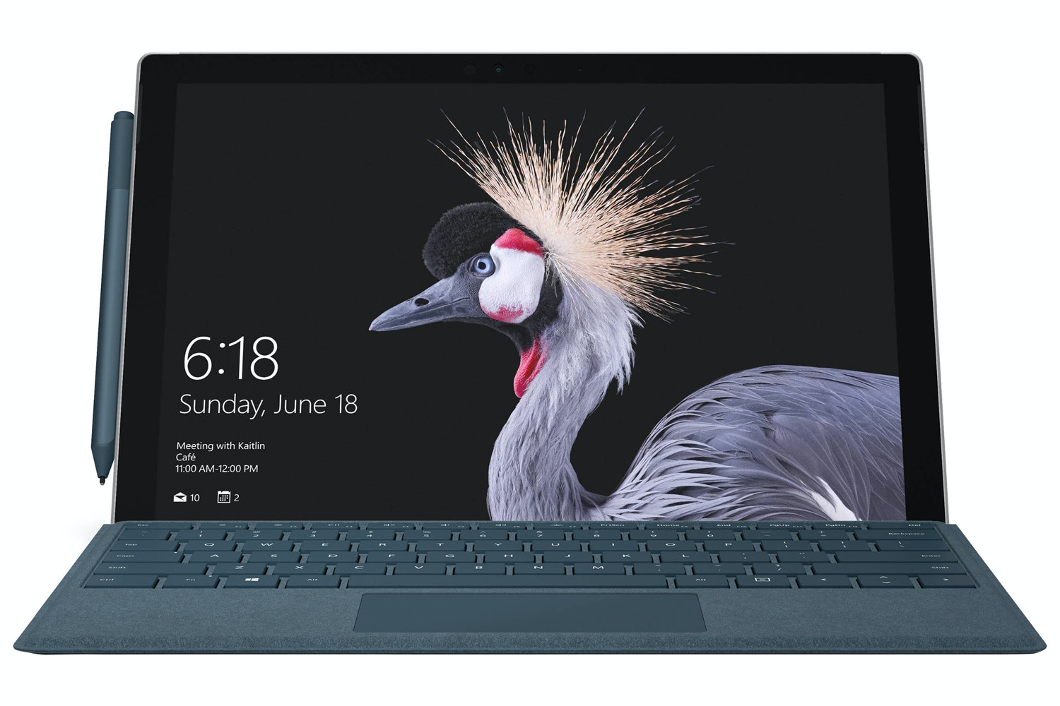 "Microsoft Surface Pro 12.3"" Core m3 