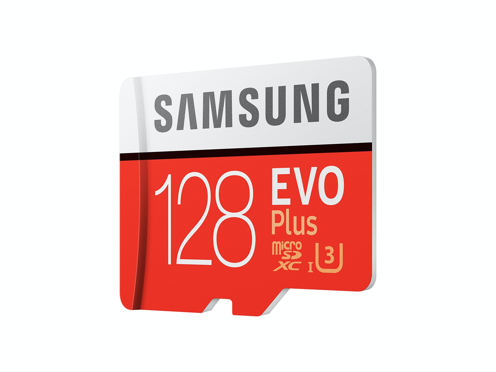 Samsung MicroSDHC EVO Plus Memory Card with Adapter | 128GB