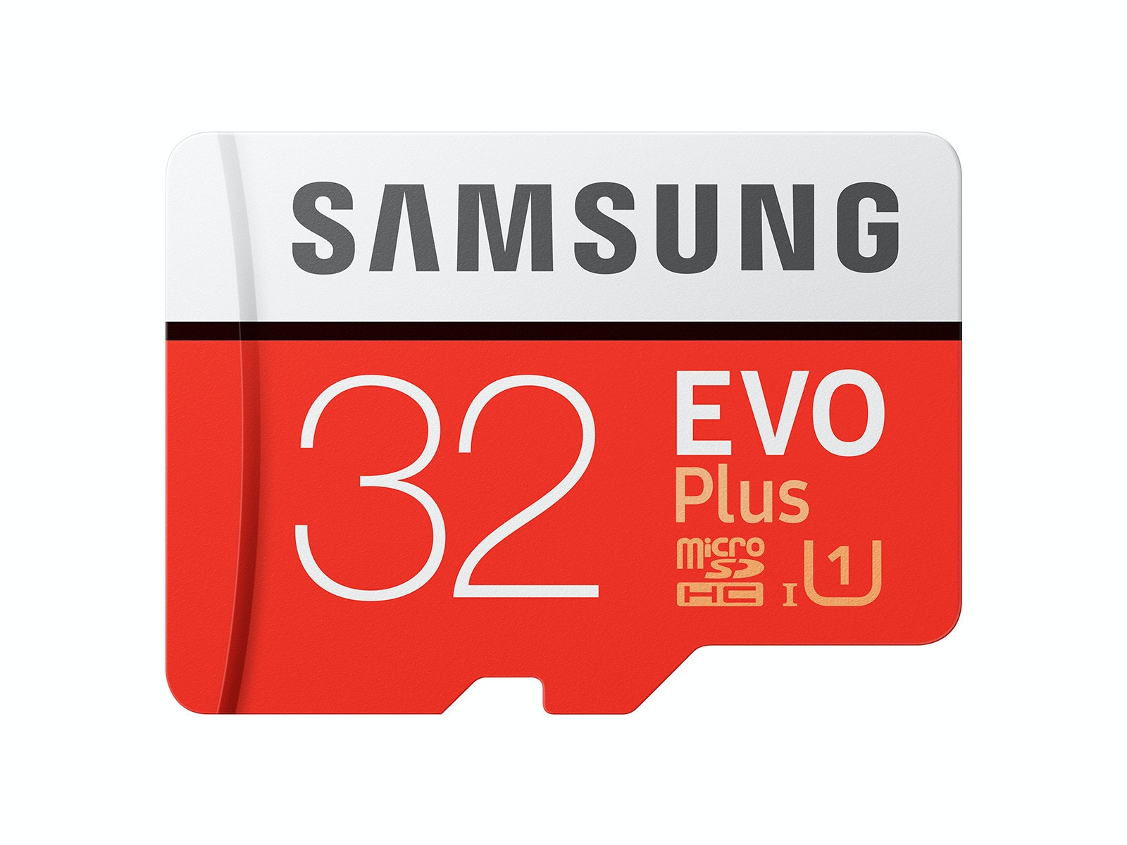 Samsung MicroSDHC EVO Plus Memory Card with Adapter | 32GB