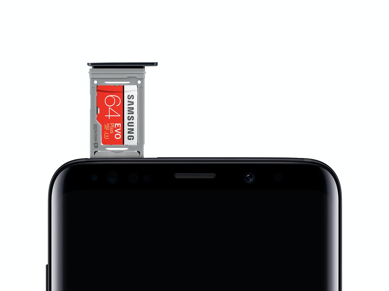 Samsung Microsdhc Evo Plus Memory Card With Adapter 64gb