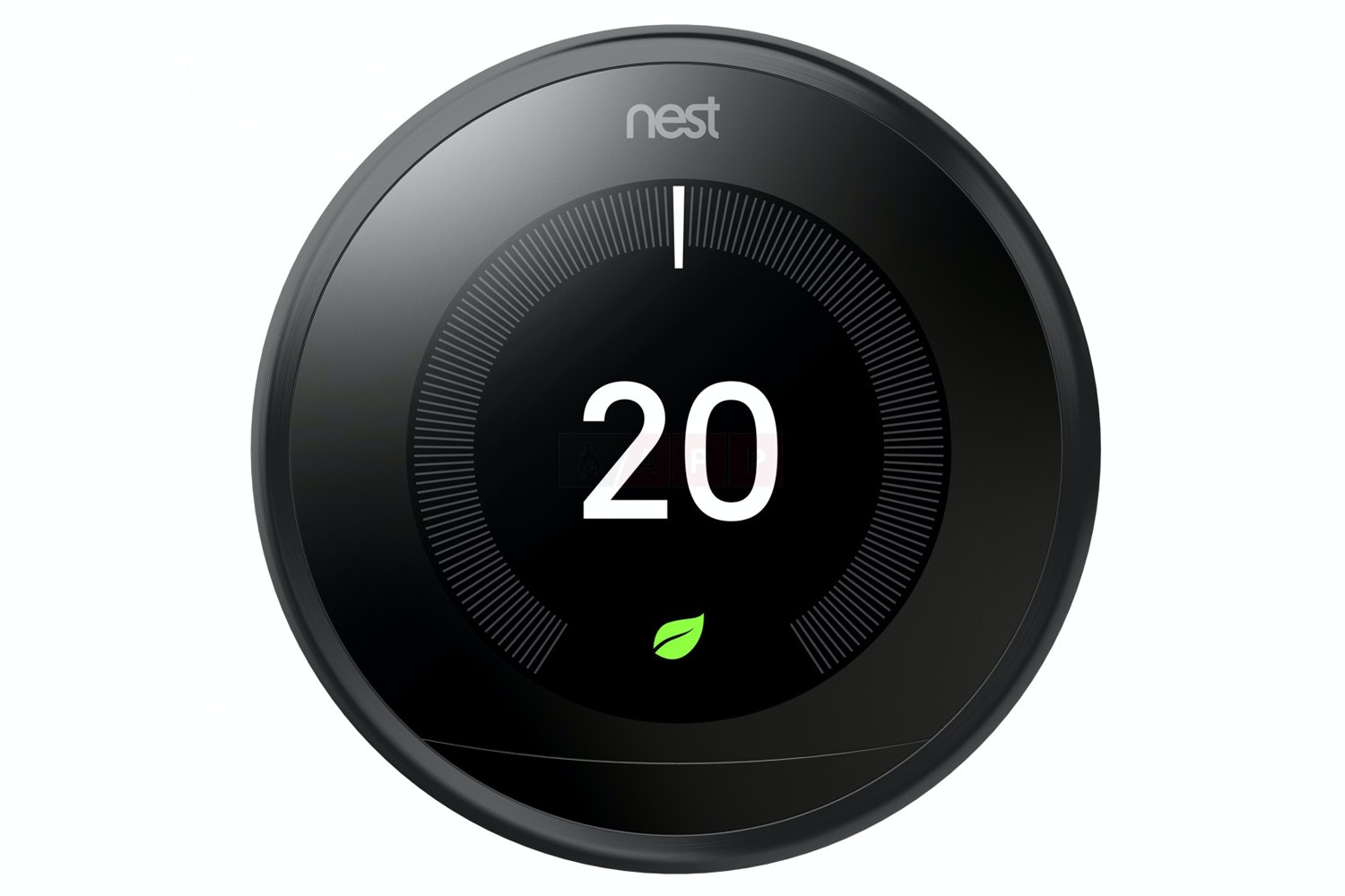 Nest Learning Thermostat | 3rd Generation | Black