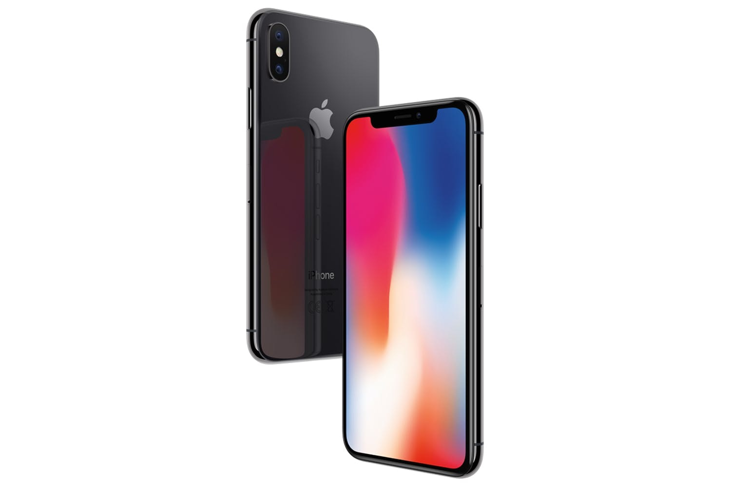 iPhone X | Space Grey | 64GB