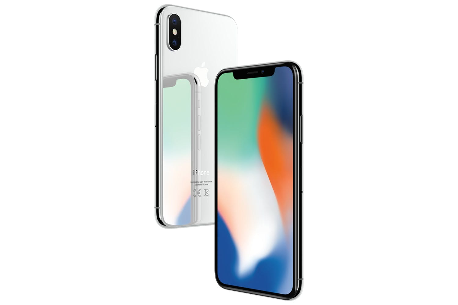 iPhone X | Silver | 256GB