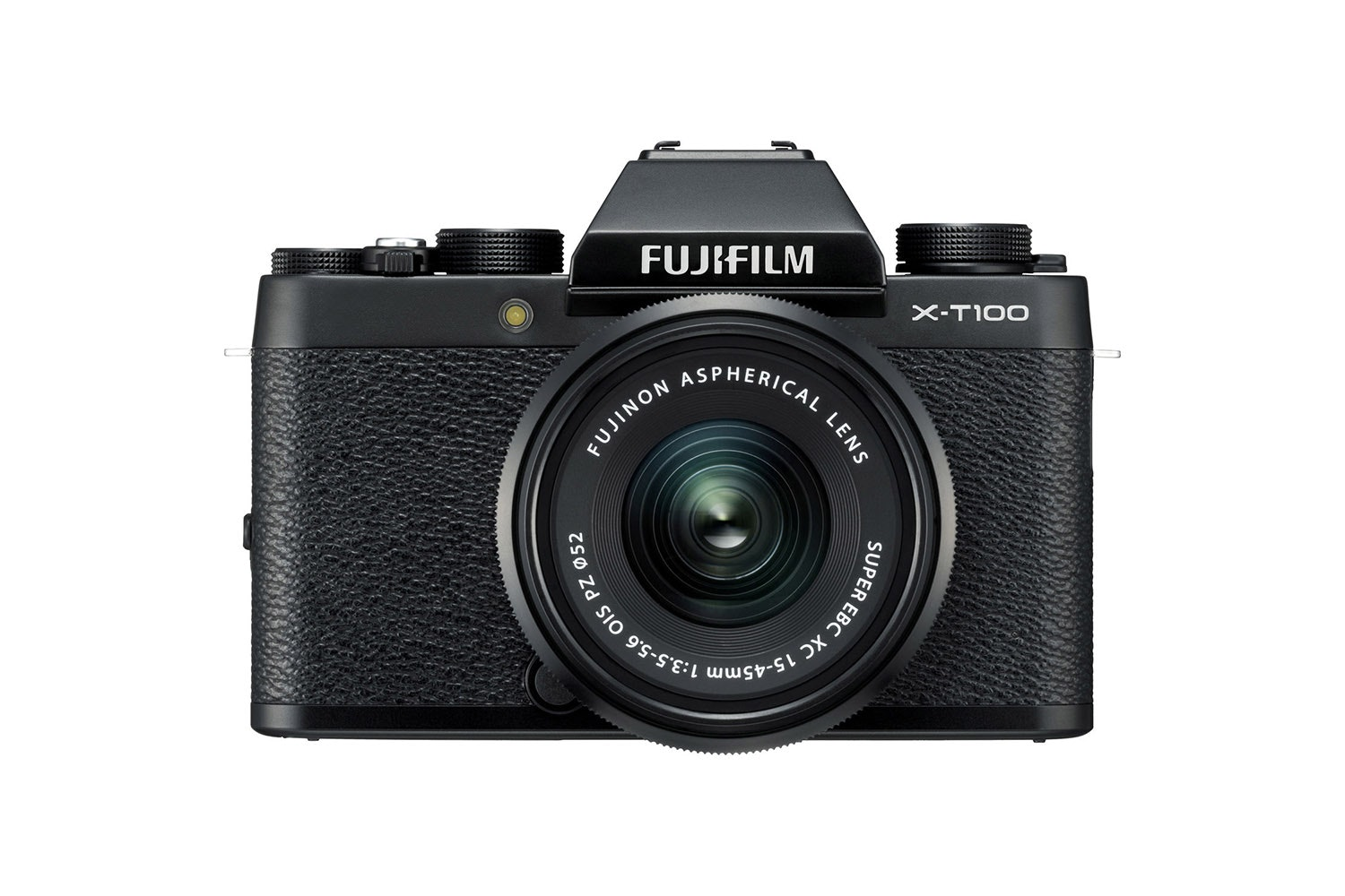 Fujifilm X-T100 + XC15-45mm lens black