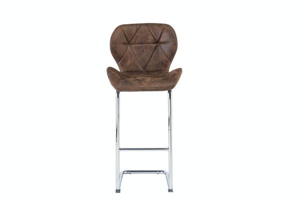 Leo Barstool | Brown