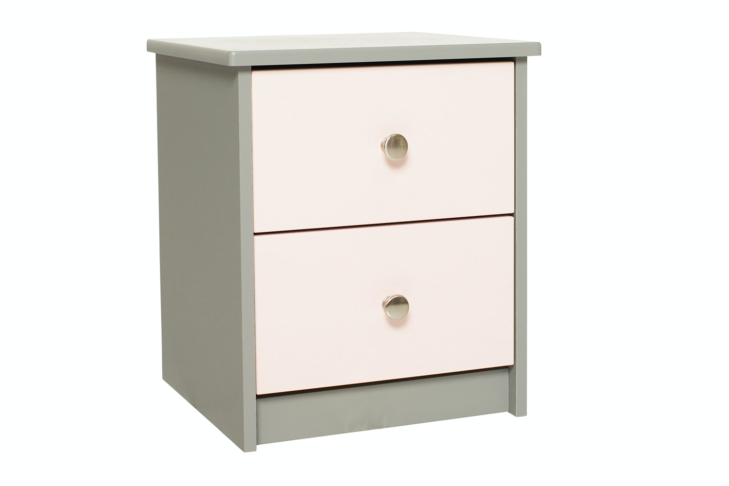 Felix 2 Drawer Bedside Table