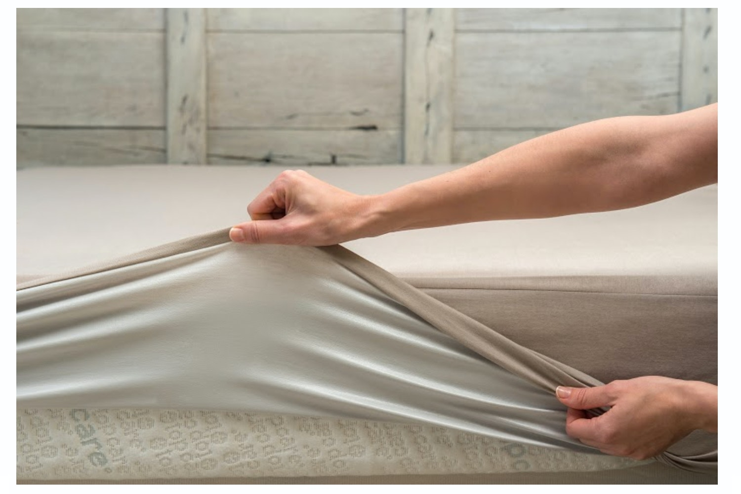 BSensible Mattress Protector Fitted Sheet | 2in1 | 3ft x 6ft6
