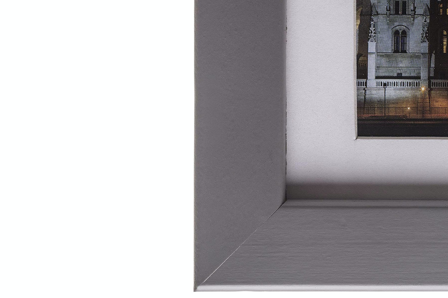 Kenro Senator Grey Photo Frame A49x6 Ireland