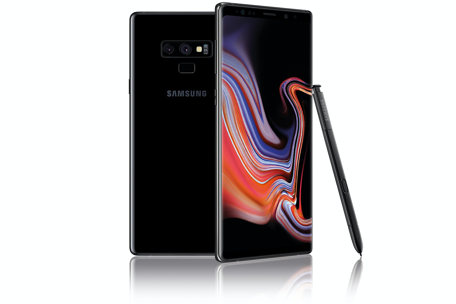 Samsung Galaxy Note 9 | Midnight Black