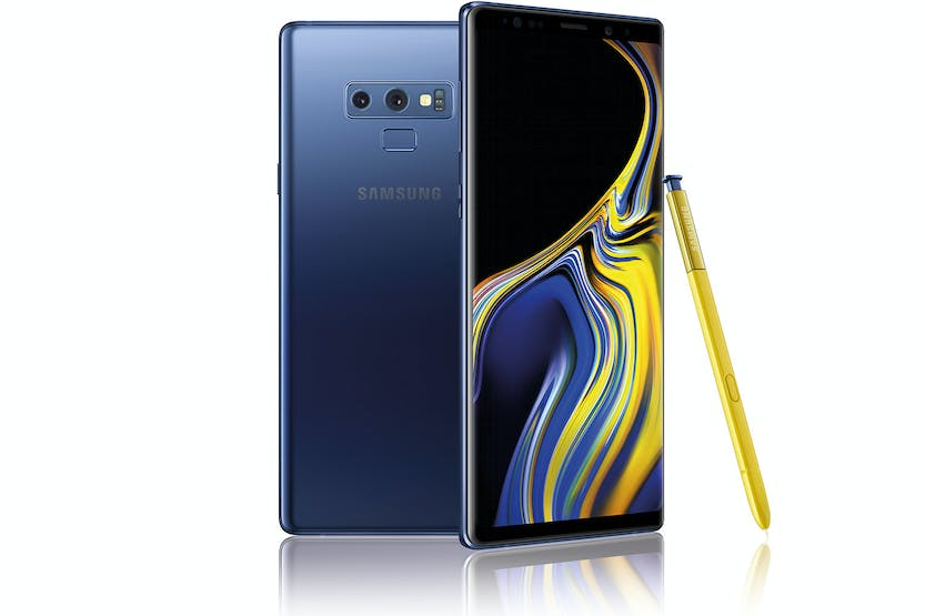 Samsung Galaxy Note 9 | Ocean Blue