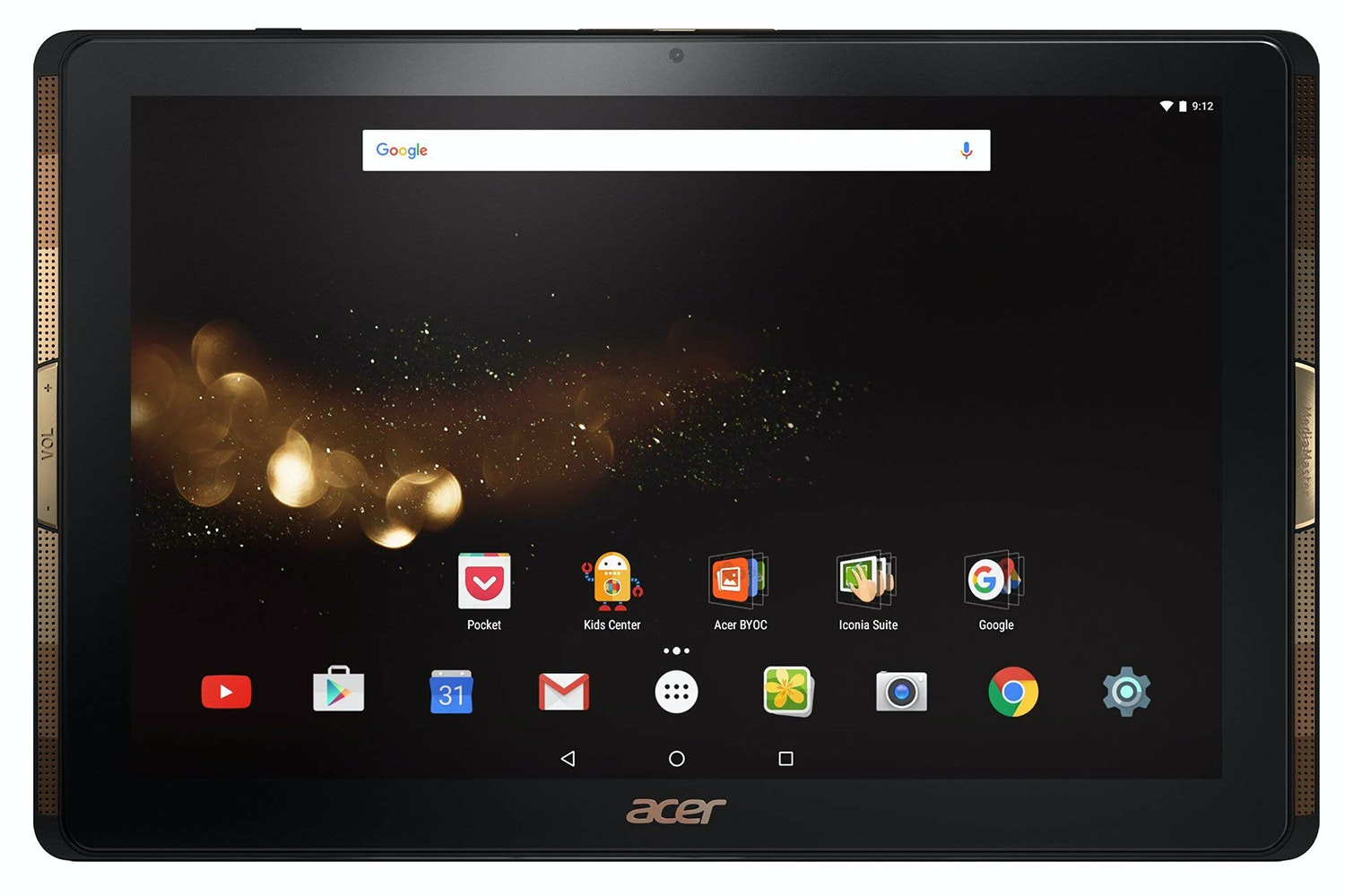 "Acer Iconia A3-A40 10.1"" Tablet 