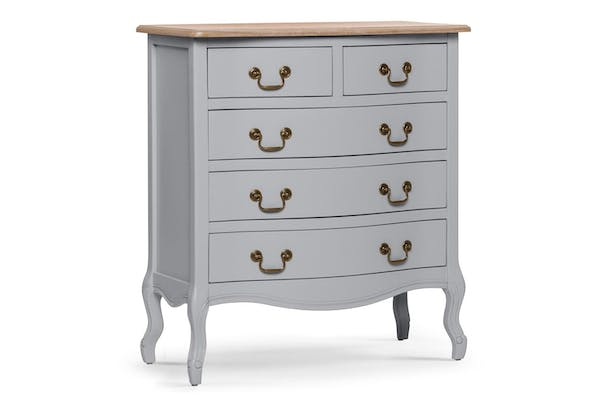 Bouvard 3+2 Chest Of Drawers | Colourtrend
