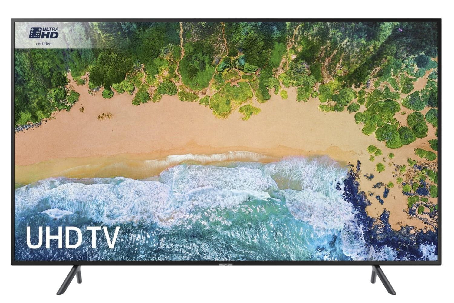 "Samsung 75"" 4K Ultra HD HDR Smart LED TV 