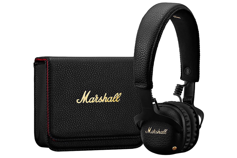 646108f5f7ccb6 Marshall MID ANC Bluetooth Headphones | Black | Ireland