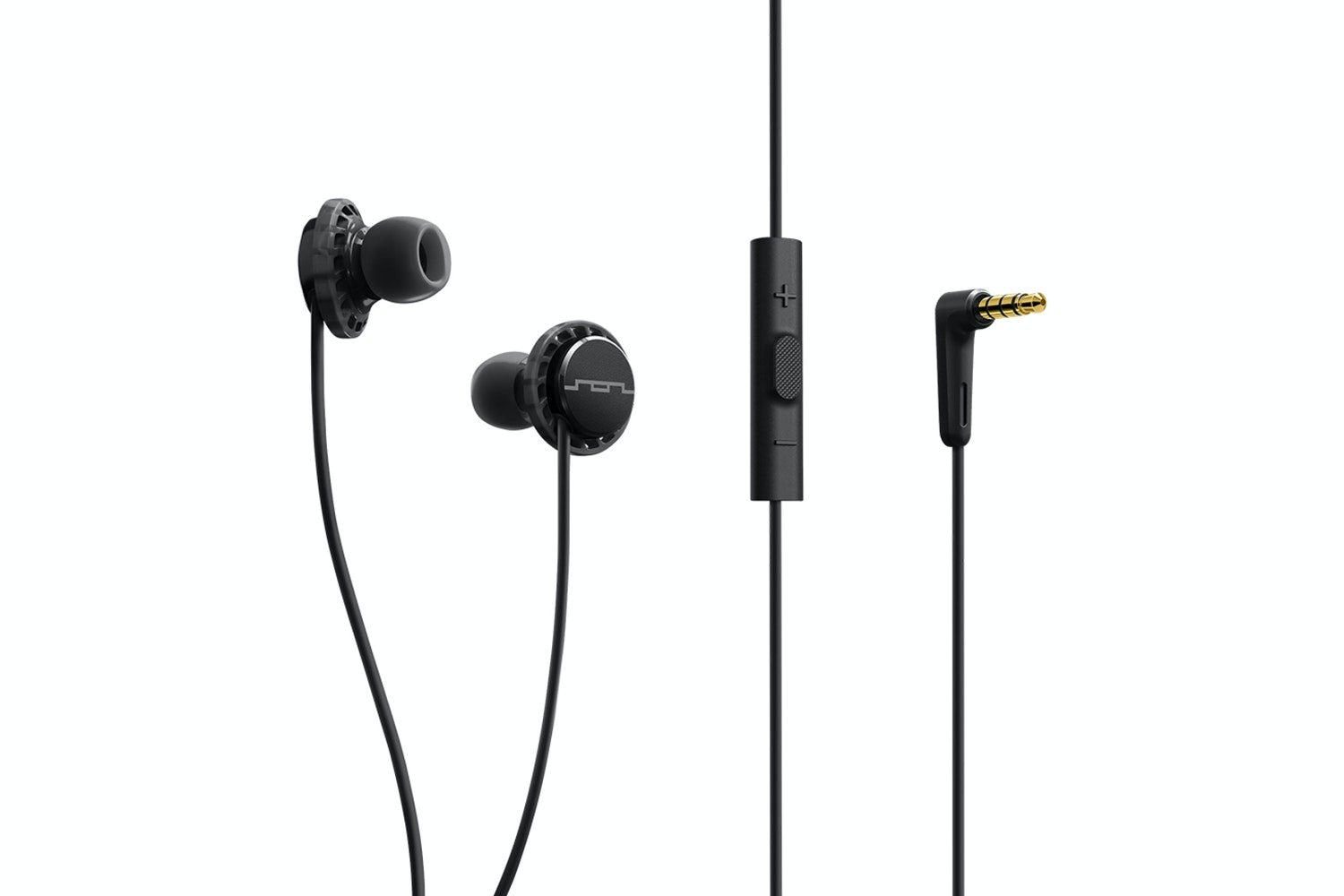 Sol Republic Relays In Ear Headphones | Black