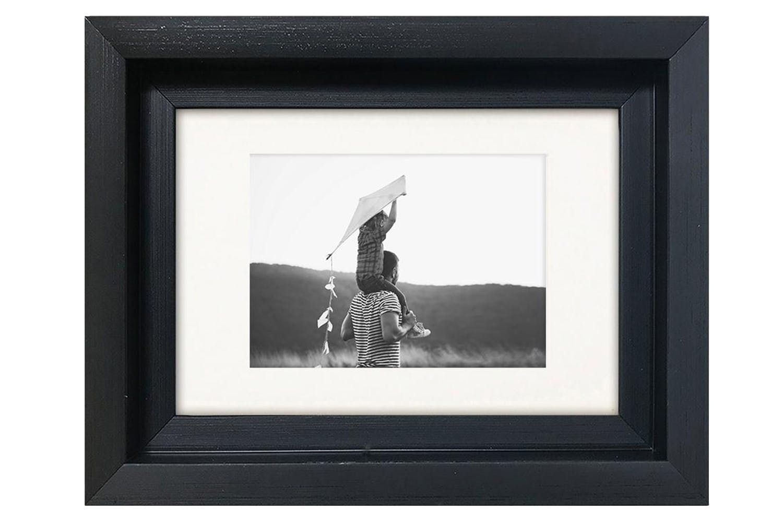 Fujifilm Hoxton Black Photo Frame   10x8\