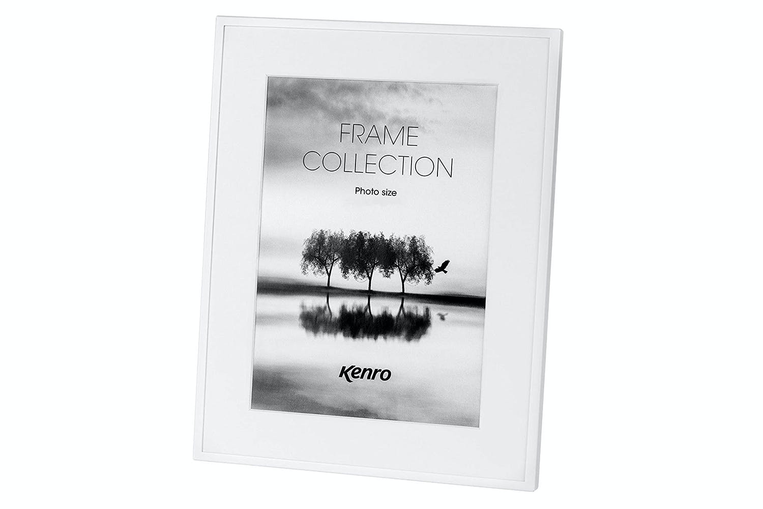 Kenro Avenue 10x128x10 Photo Frame With Mat White Ireland
