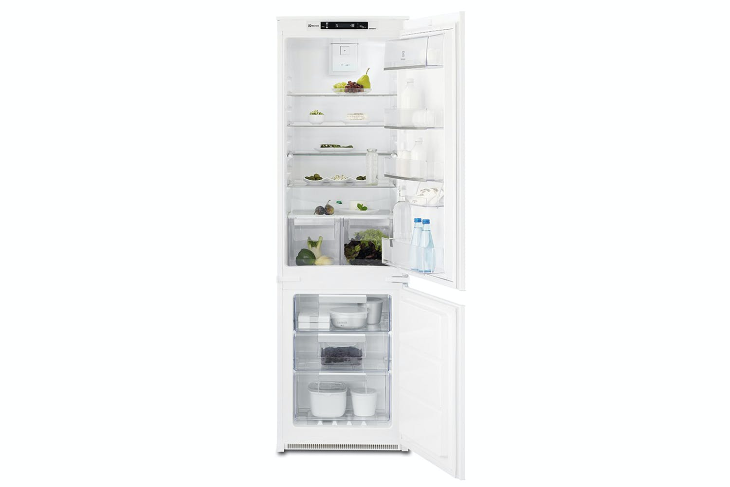 Electrolux Integrated Fridge Freezer Enn2853cov Ireland
