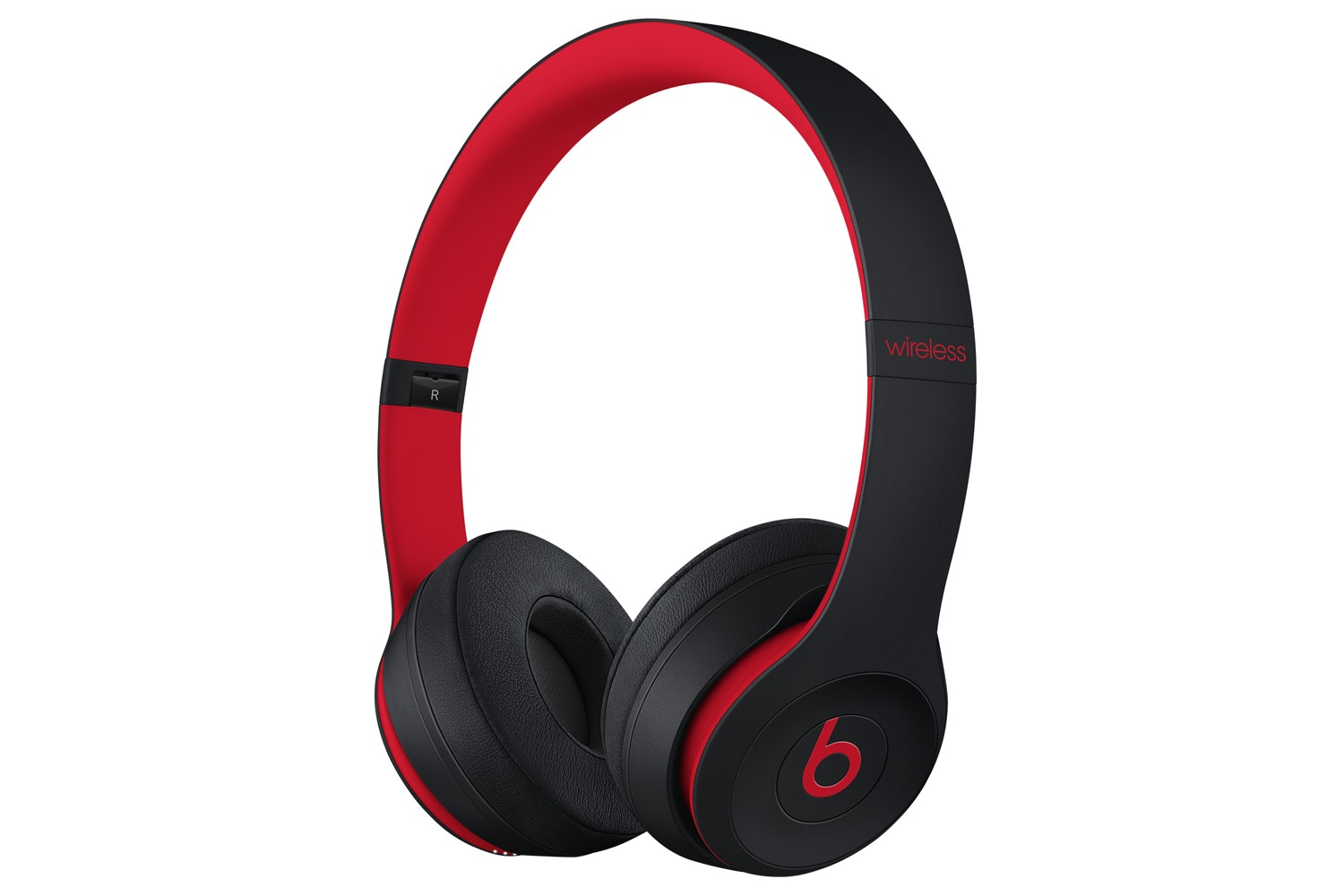 Beats Solo3 Wireless On Ear Headphones | Black/Red