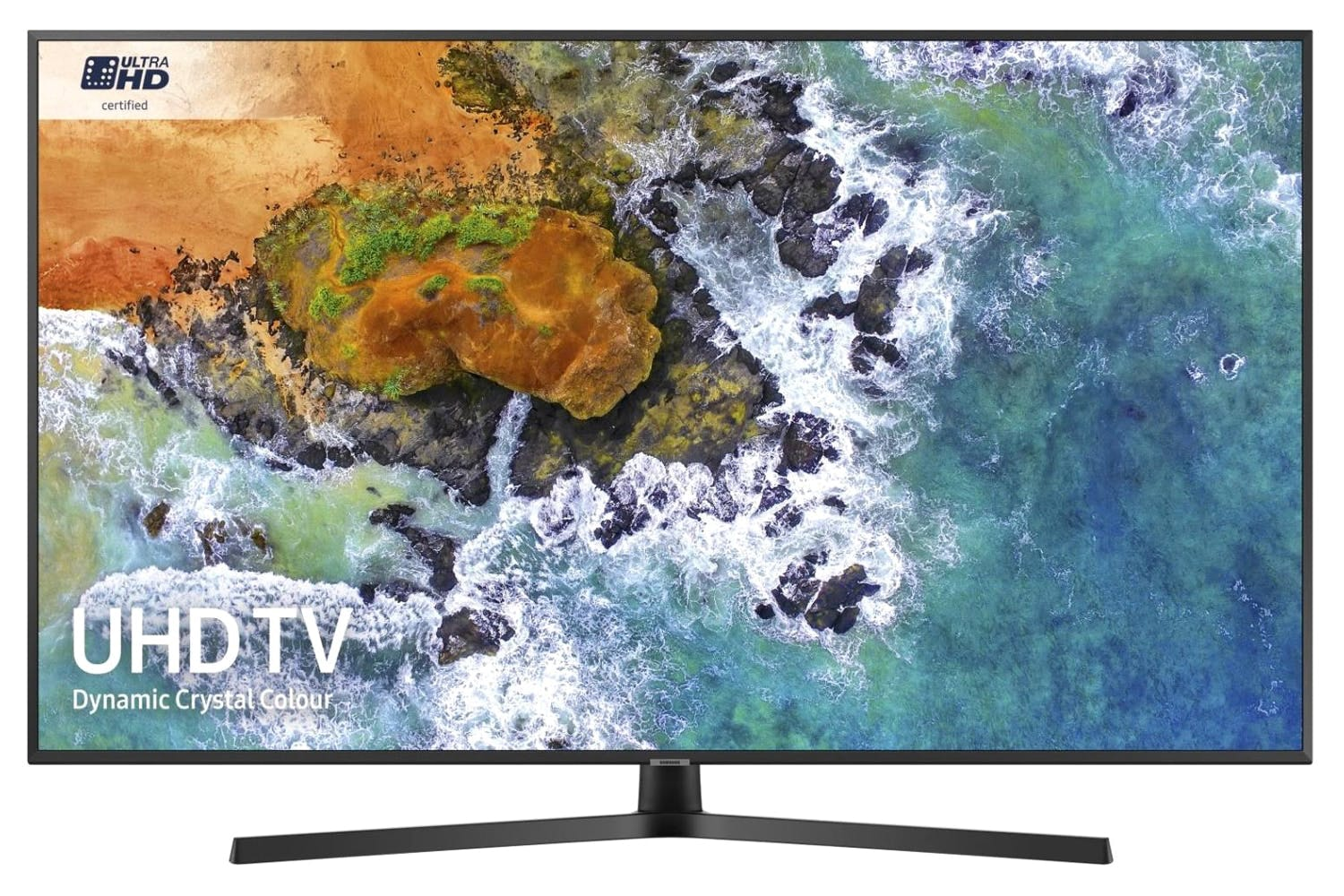 "Samsung 55"" 4K UHD HDR Smart LED TV 