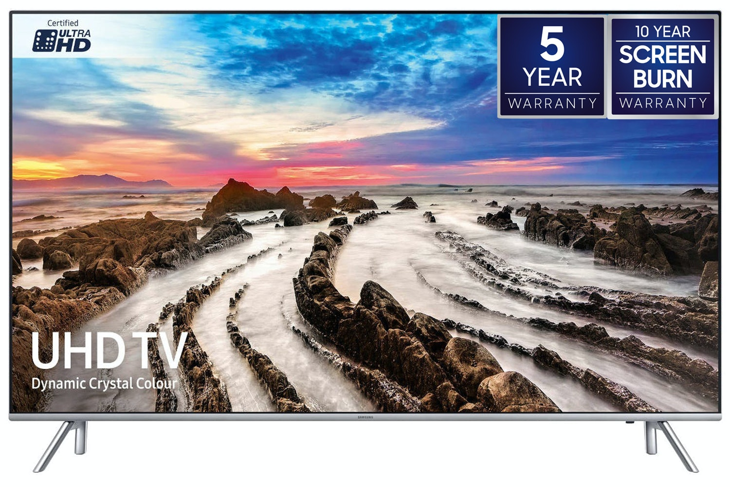 "Samsung UE75MU7000TXXU  75"" HDR 1000 4K Ultra HD Certified Smart TV"