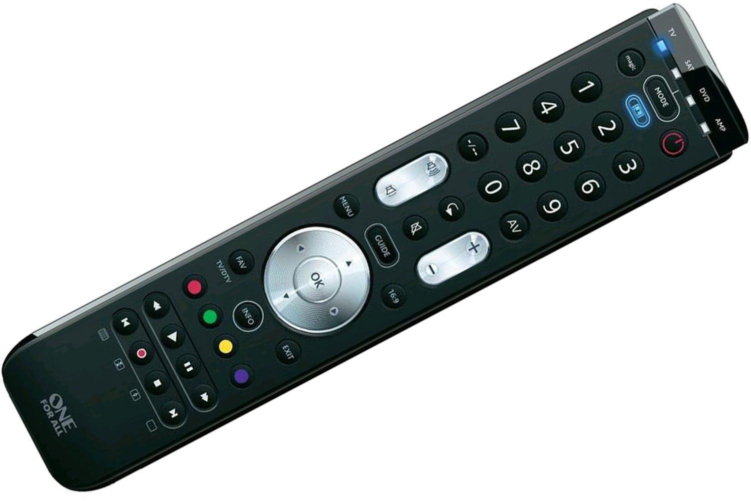 One For All Essence 4 Universal TV Remote | 4 Device