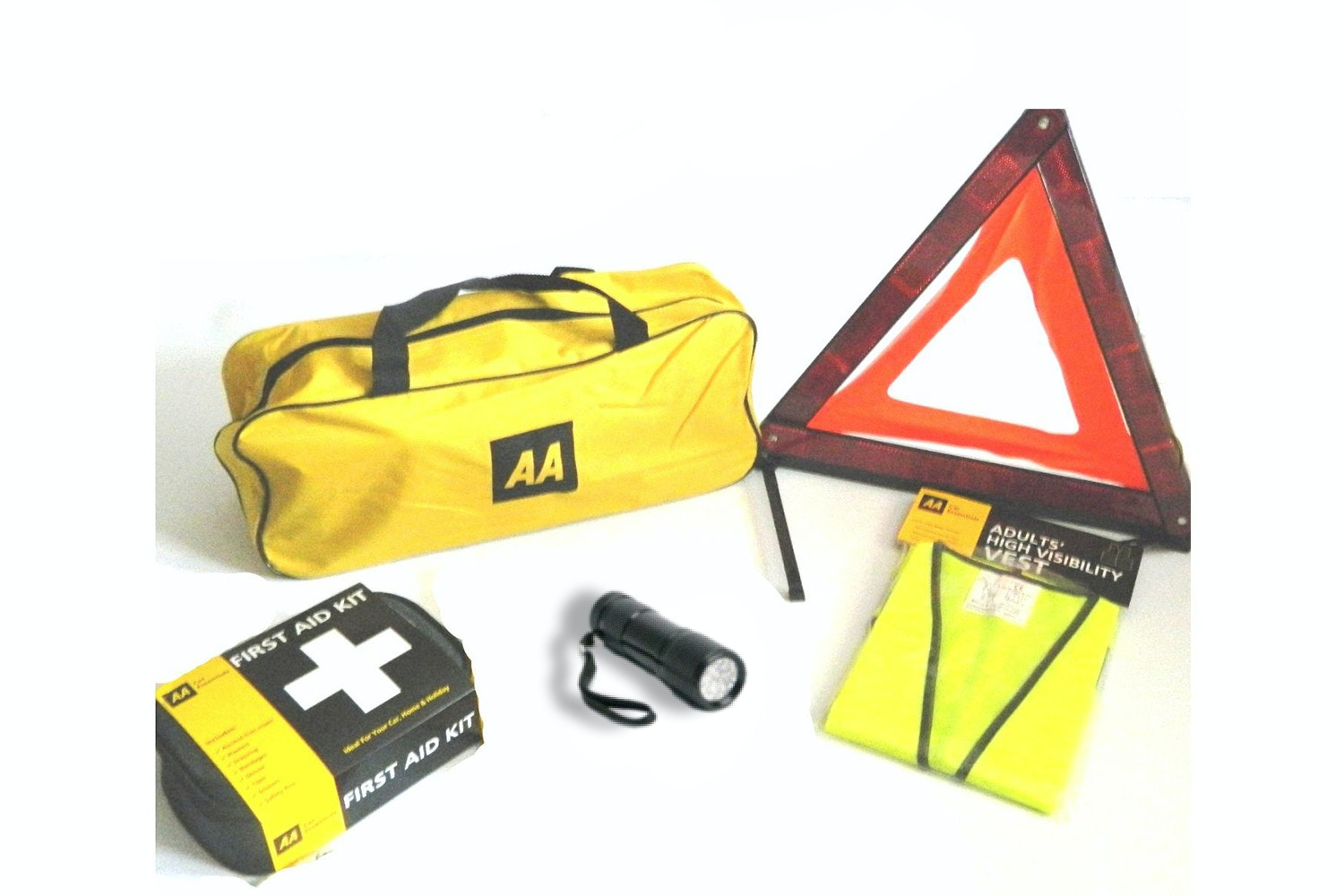 Homeline Ultrasafe Car Emergency Kit