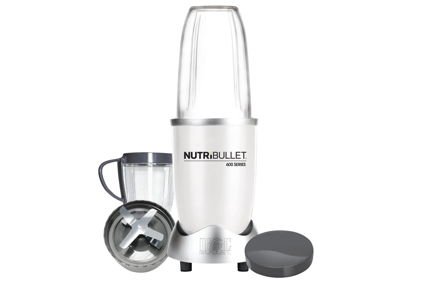 Nutribullet 8 Piece 600W Blender | NBLW8