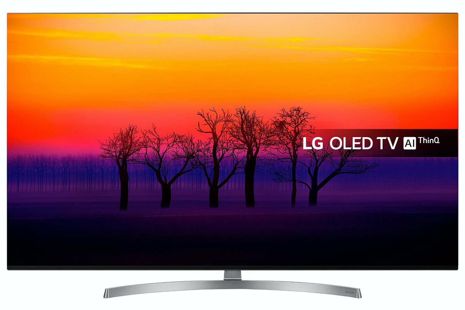 "LG 55"" 4K Ultra HD OLED Smart TV 