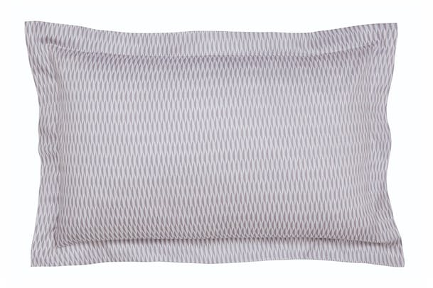 Zella Oxford Pillowcase | Amethyst