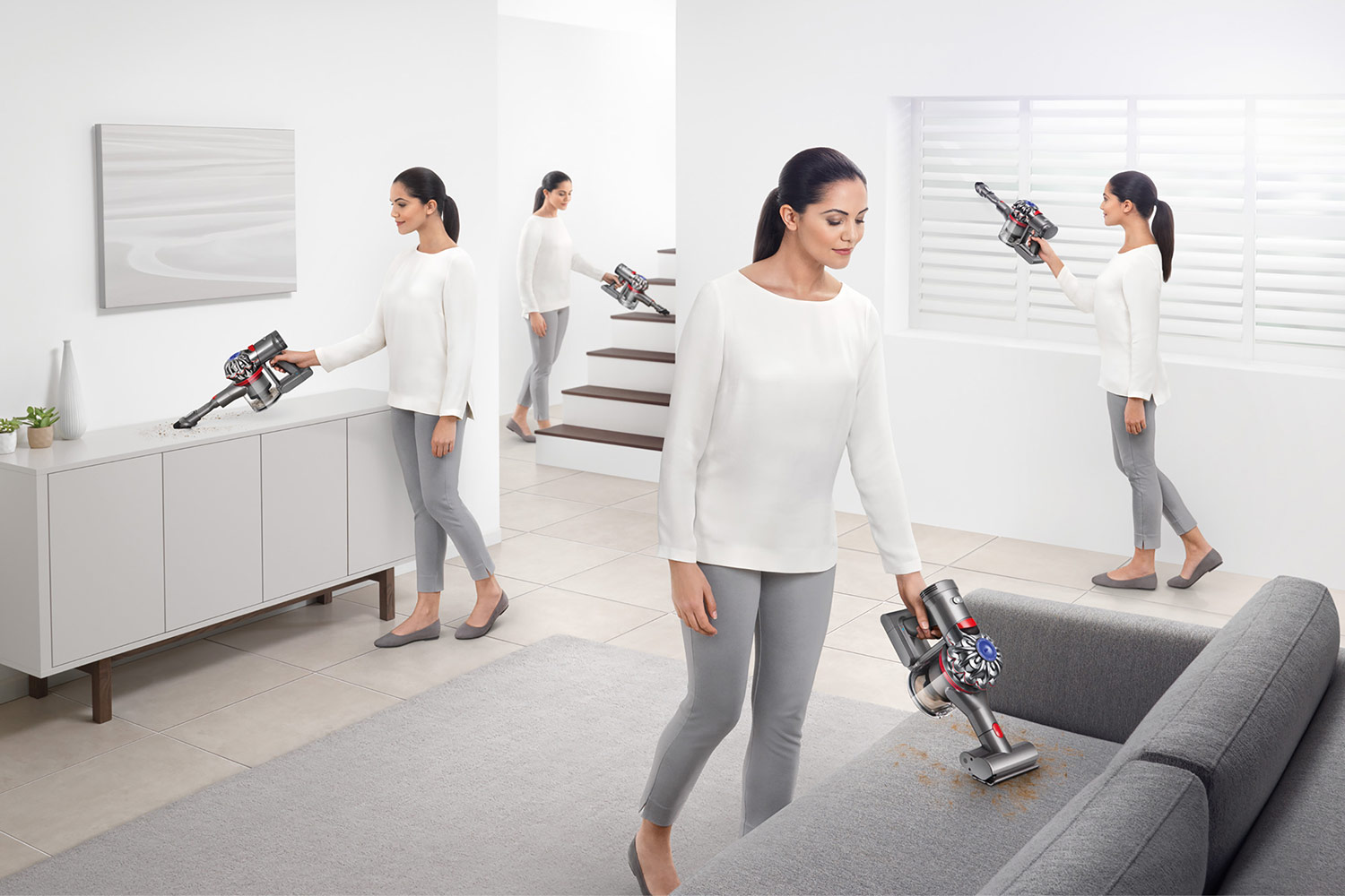 Dyson Cordless Vacuum Commercial Actress Wwwtopsimagescom
