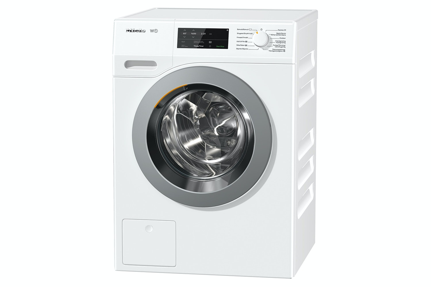 Miele WCI660 TDos  XL&Wifi W1 Front-loading washing machine   with TwinDos and large honeycomb drum for the best results