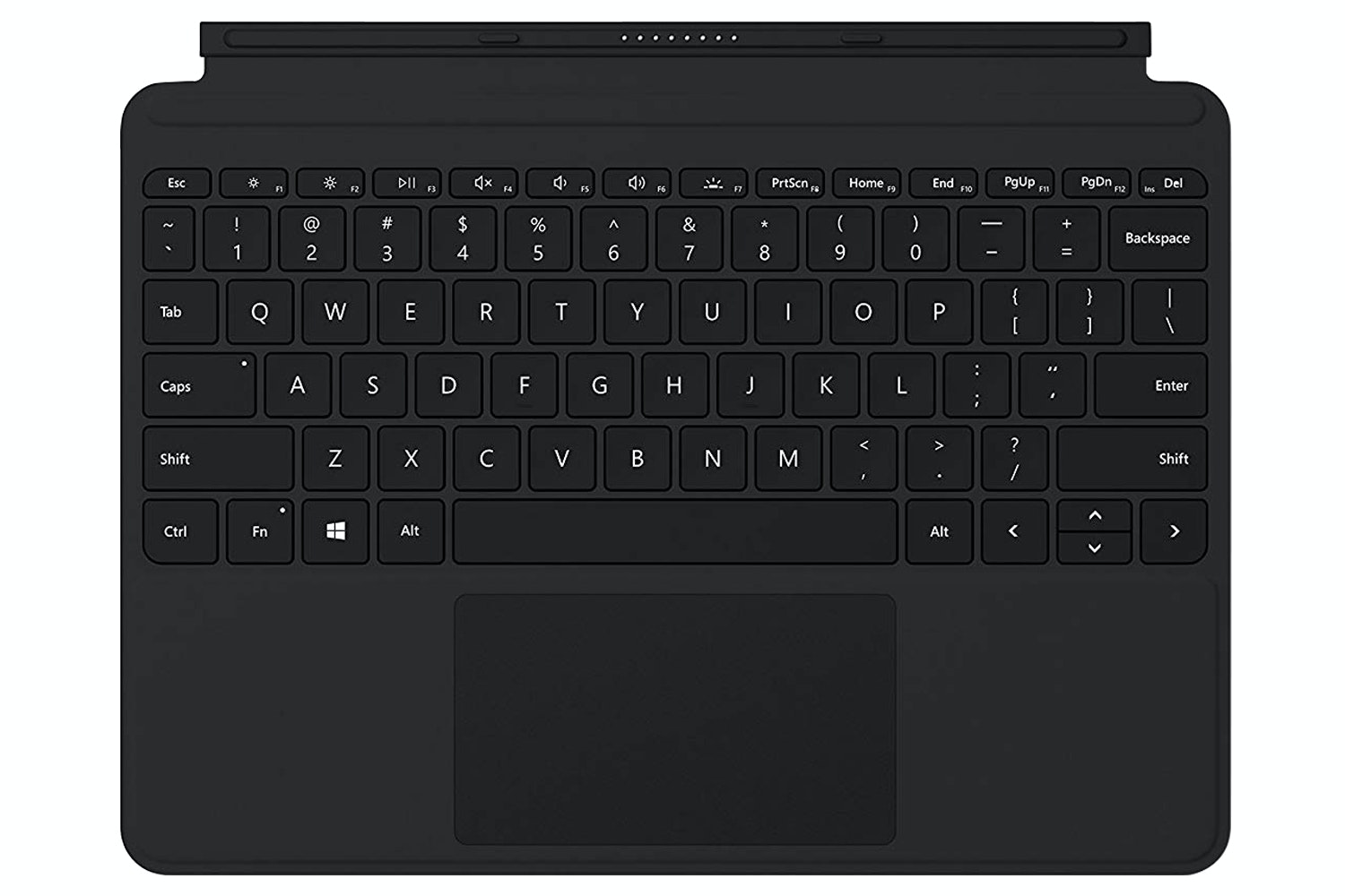 Surface Go Signature Type Cover | Black