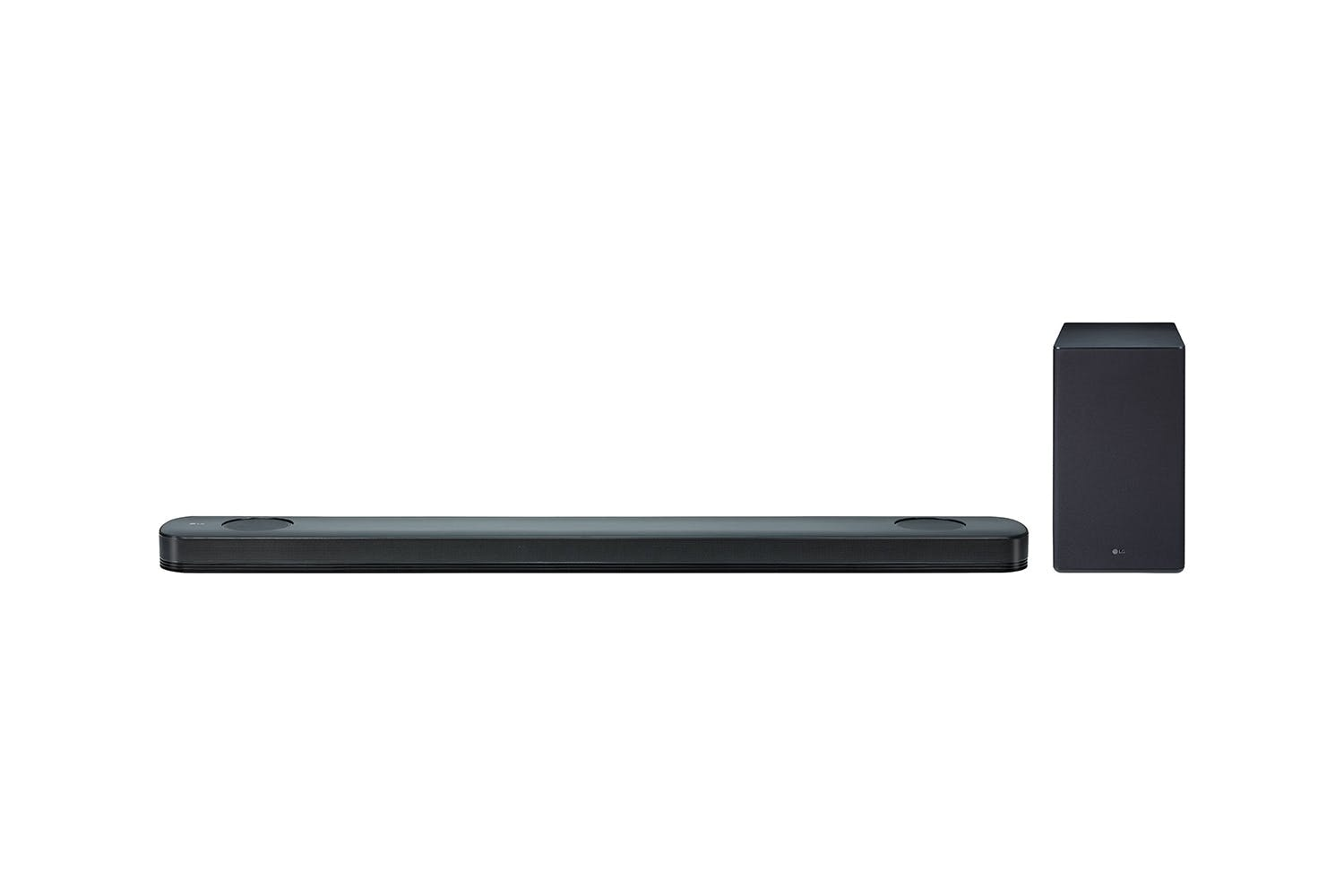 LG 5.1.2ch High Resolution Audio Soundbar | Black