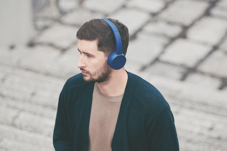 Hasil gambar untuk Sony WH-CH500 Wireless Headphones