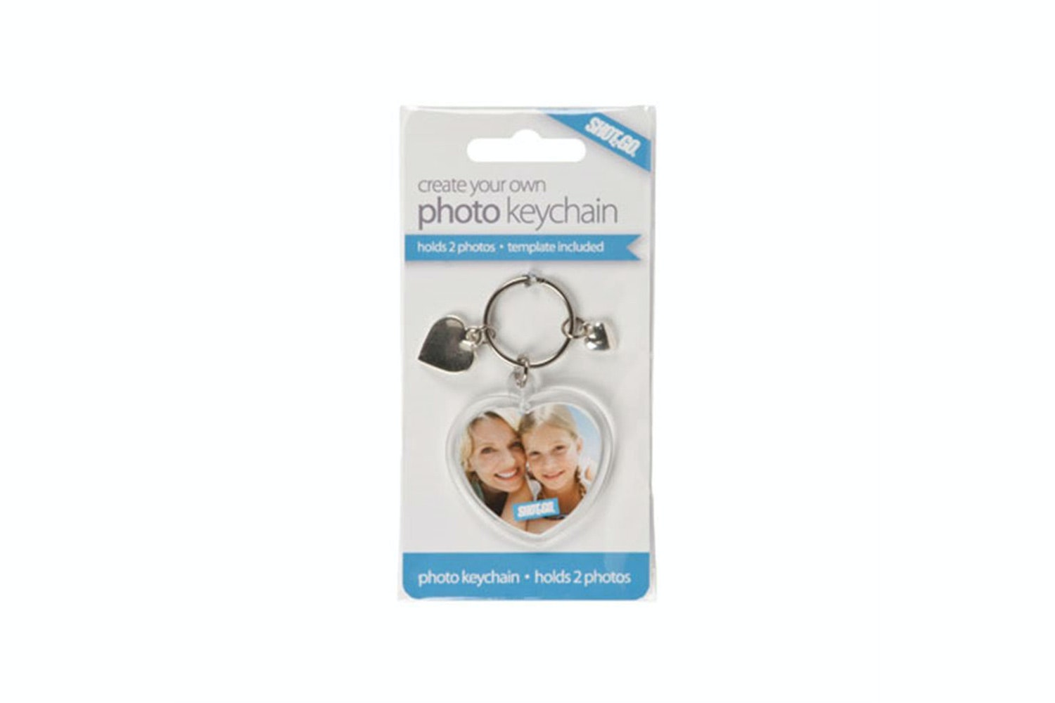 Shot2Go Keyring Heart