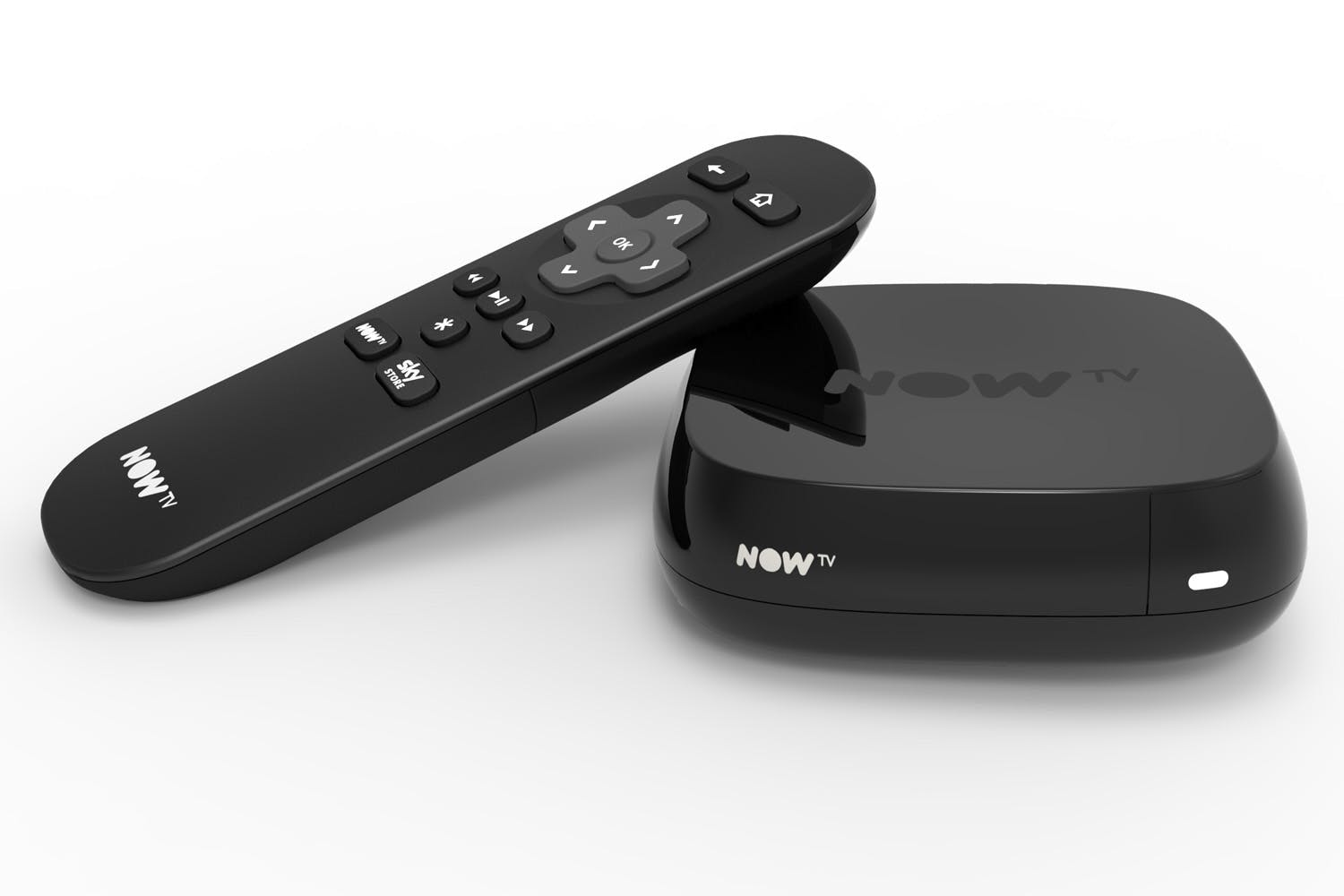 NOW TV Box with 2 Month Entertainment Pass