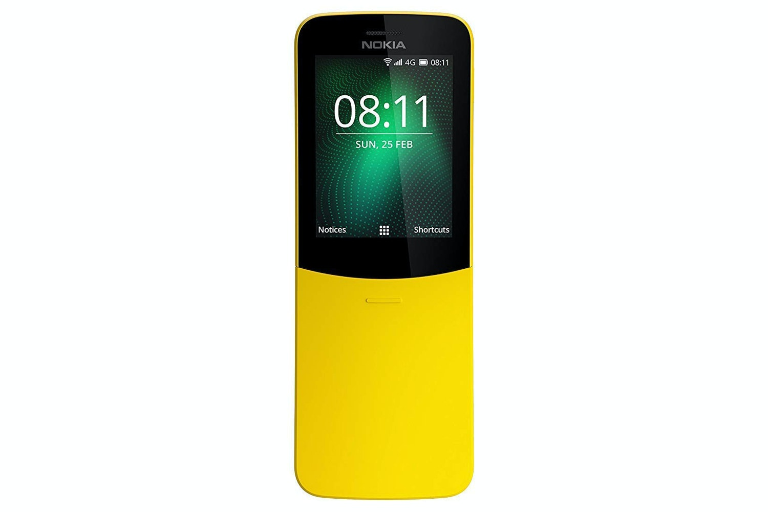 Nokia 8110 4G | 4GB | Yellow