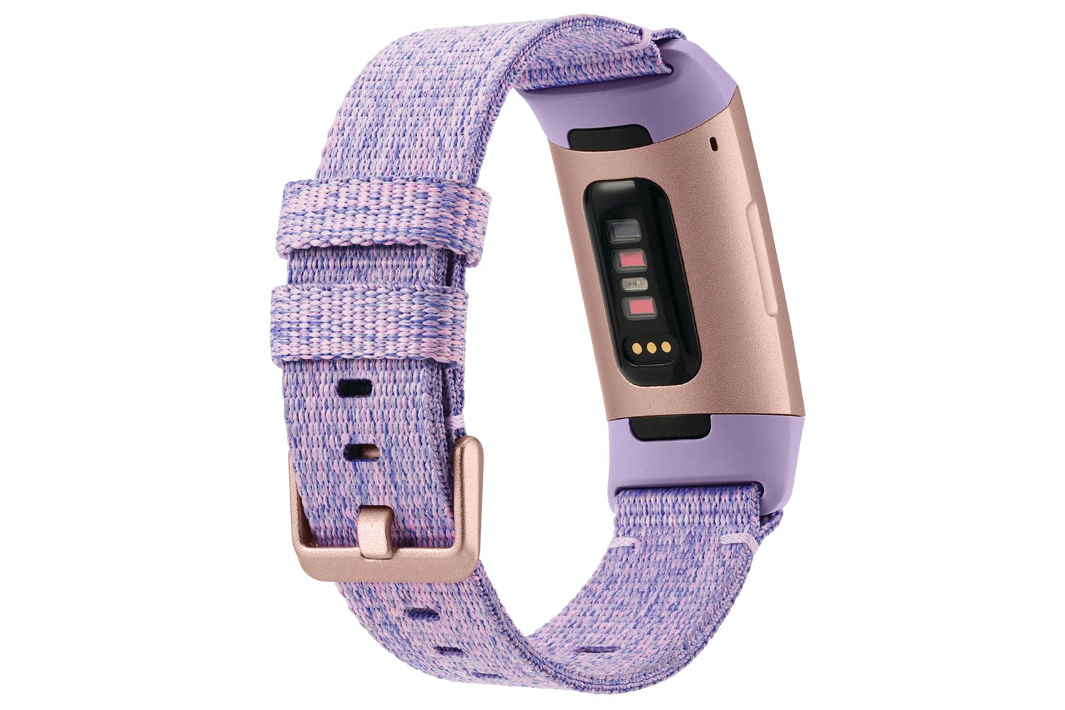 Fitbit Charge 3 | Special Edition | Lavender Woven/Rose Gold