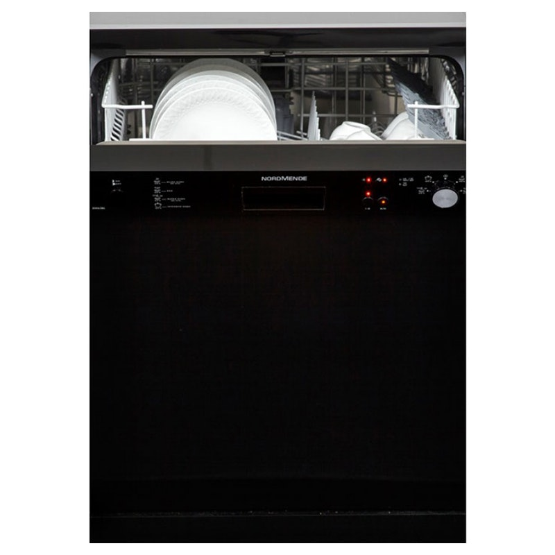 Nordmende Freestanding Dishwasher | 12 Place | DW65BL