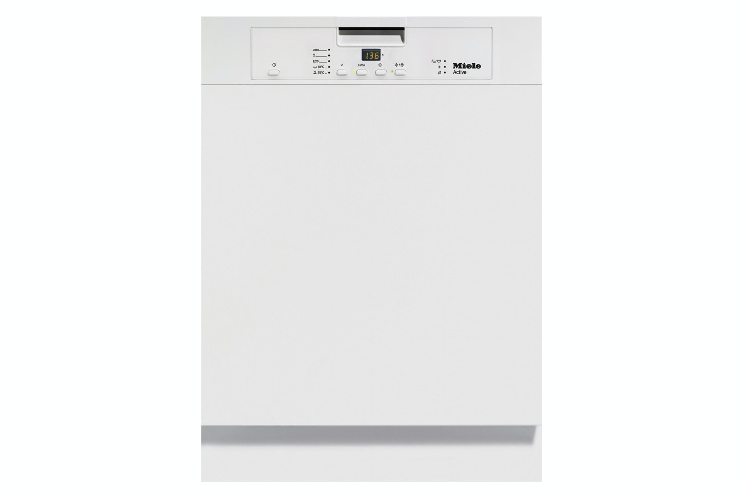 Miele G 4203 SCi Active  Semi-integrated dishwasher   with cutlery tray for maximum convenience at an attractive entry level price